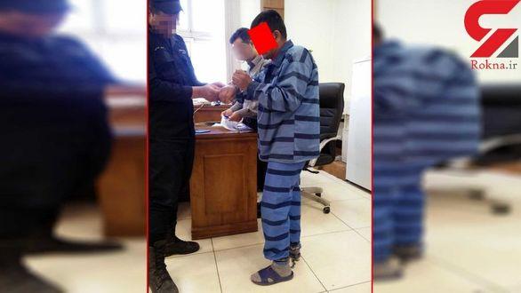 تجاوز جنسی پدر شیطان صفت به دخترش در ورامین /  دختر ۱۵ ساله شبها تسلیم پدر بود + عکس