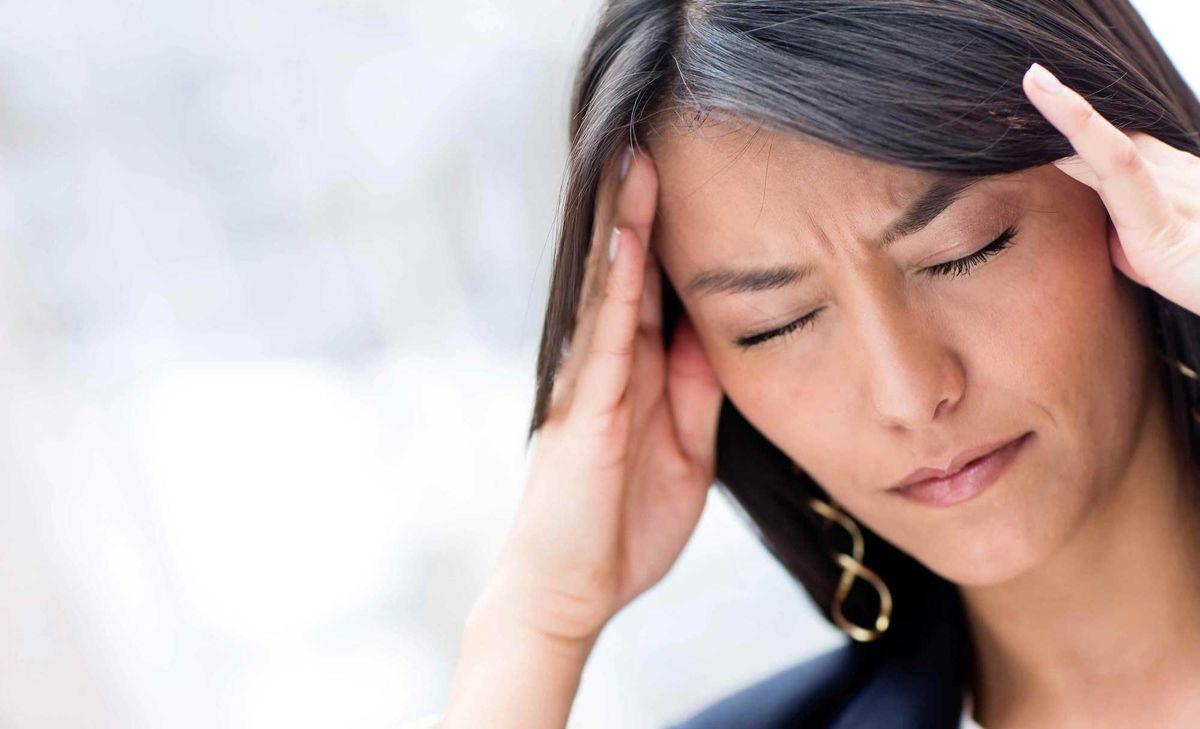 راههای طبیعی درمان سردرد