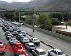 محدودیت ترافیکی جادهها/ بازگشایی تونل امامزاده هاشم پس از ۲ ماه