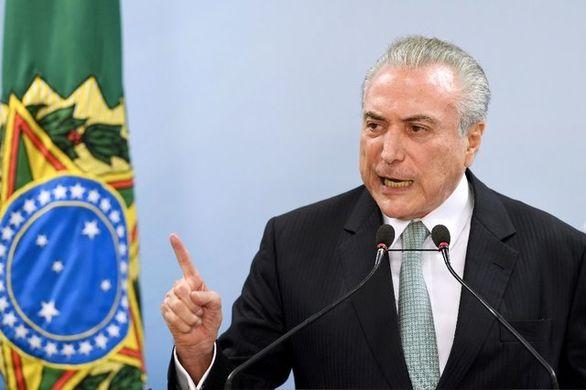 جزئیات بازداشت رئیس جمهور سابق برزیل