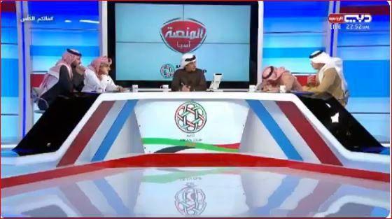 سکته کارشناس فوتبال در برنامه !