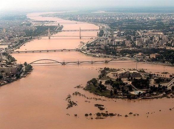 وضعیت هشدار در خوزستان / 174 شهر و روستا تخلیه شدند