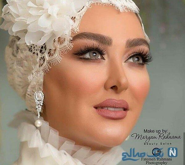 عکس فرزند الهام حمیدی لورفت + عکس