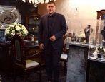 عکس لورفته علی دایی در جواهر فروشی همسرش + بیوگرافی و تصاویر