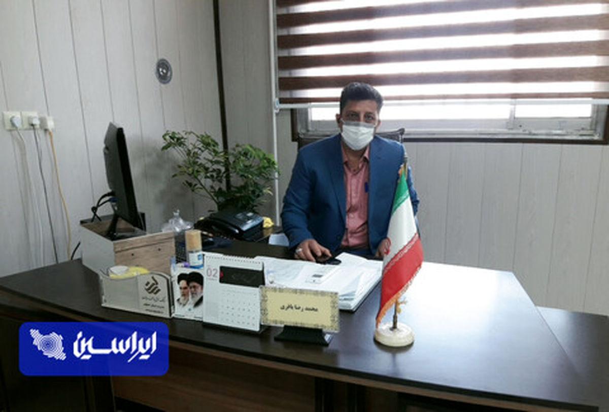 بازدید وزیر صمت از شرکت تعاونی فولاد کبیر و سیما کاشی