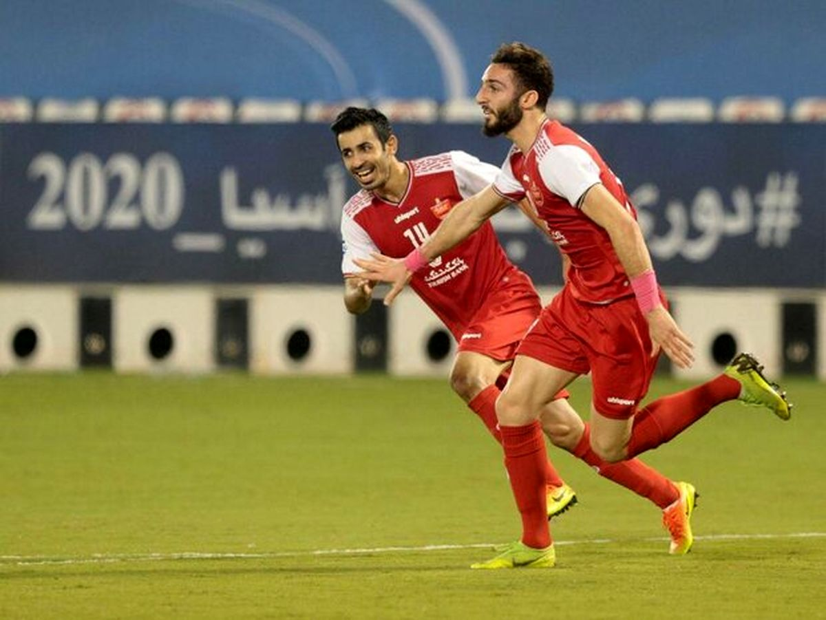 سیلی پرسپولیس به AFC و عربستان