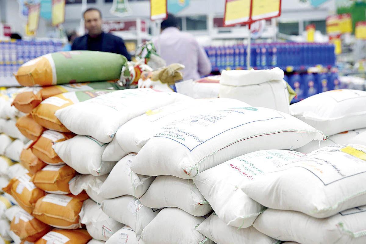 قیمت هرکیلو برنج در بازار 46 هزار و 500 تومان بفروش می رسد   برنج ایرانی چقدر گران شد؟