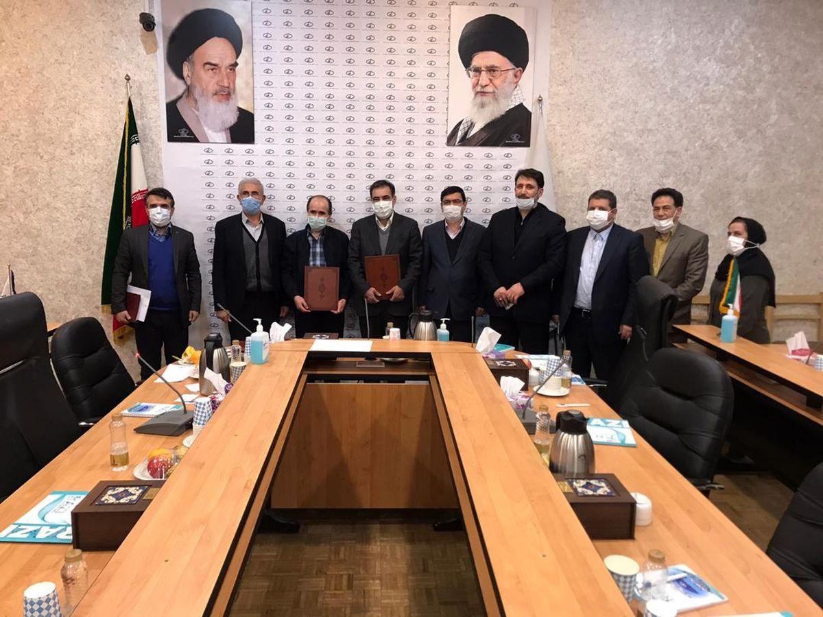 بیمه ایران حامی رسمی ساخت واکسن ایرانی کرونا شد