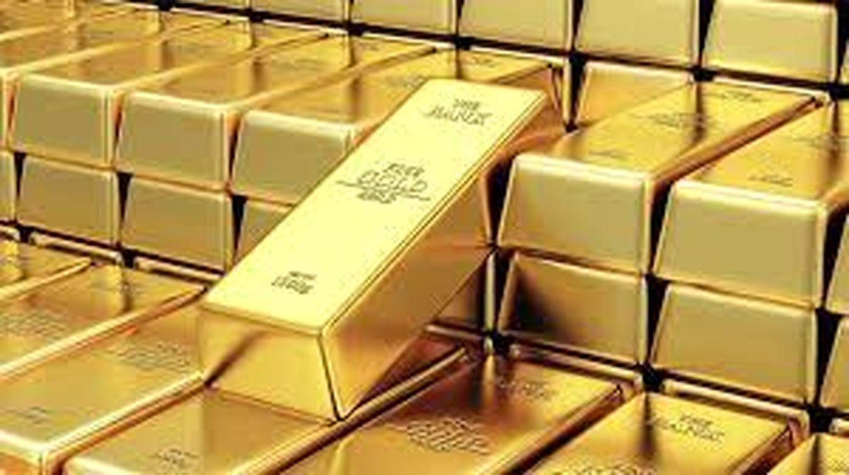 قیمت جهانی طلا امروز 23 شهریورماه