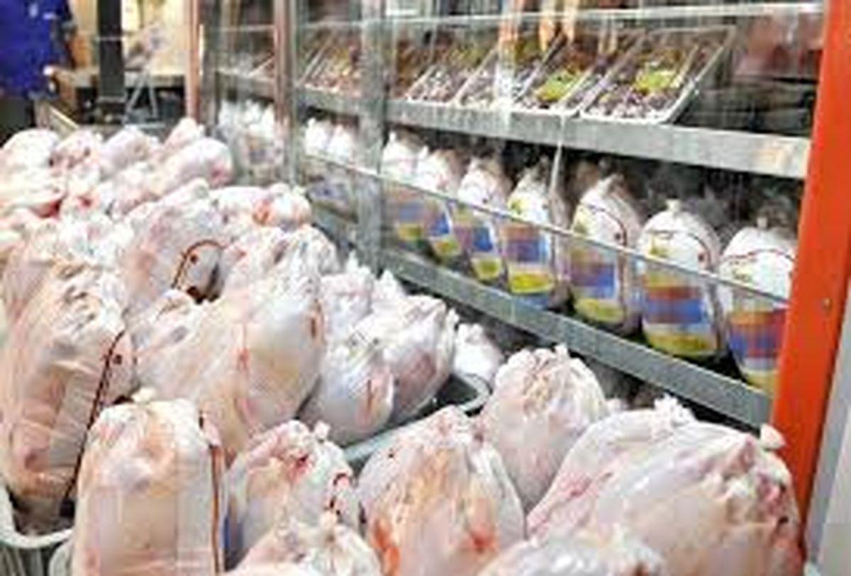 کاهش قیمت مرغ به حدود ۲۰هزار تومان