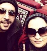 میترا حجار و همسرش+بیوگرافی و تصاویر جدید
