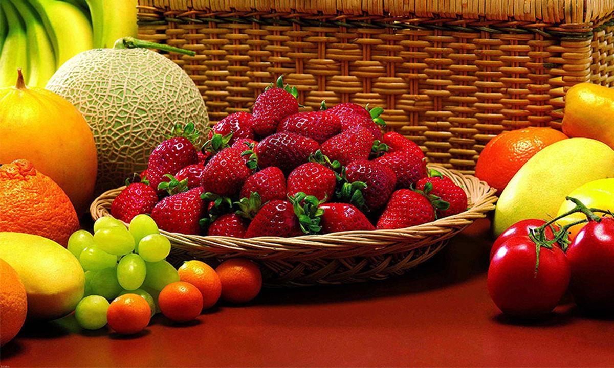 بدن هر شخص به چه مقدار میوه نیاز دارد؟