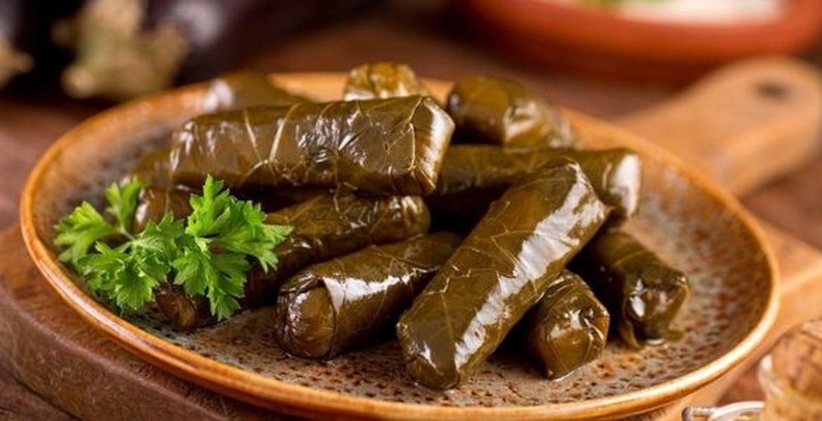 آموزش و طرز تهیه دلمه بادمجان غذای اصیل تبریزی