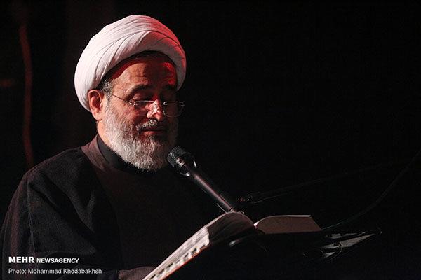 احیای شب بیست و یکم ماه رمضان در تهران