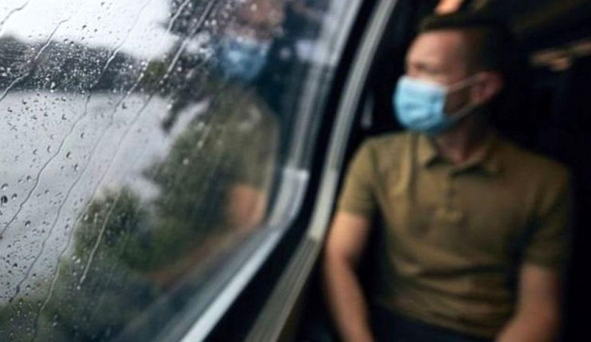 نکات استفاده از ماسک در روزهای بارانی + اینفوگرافی