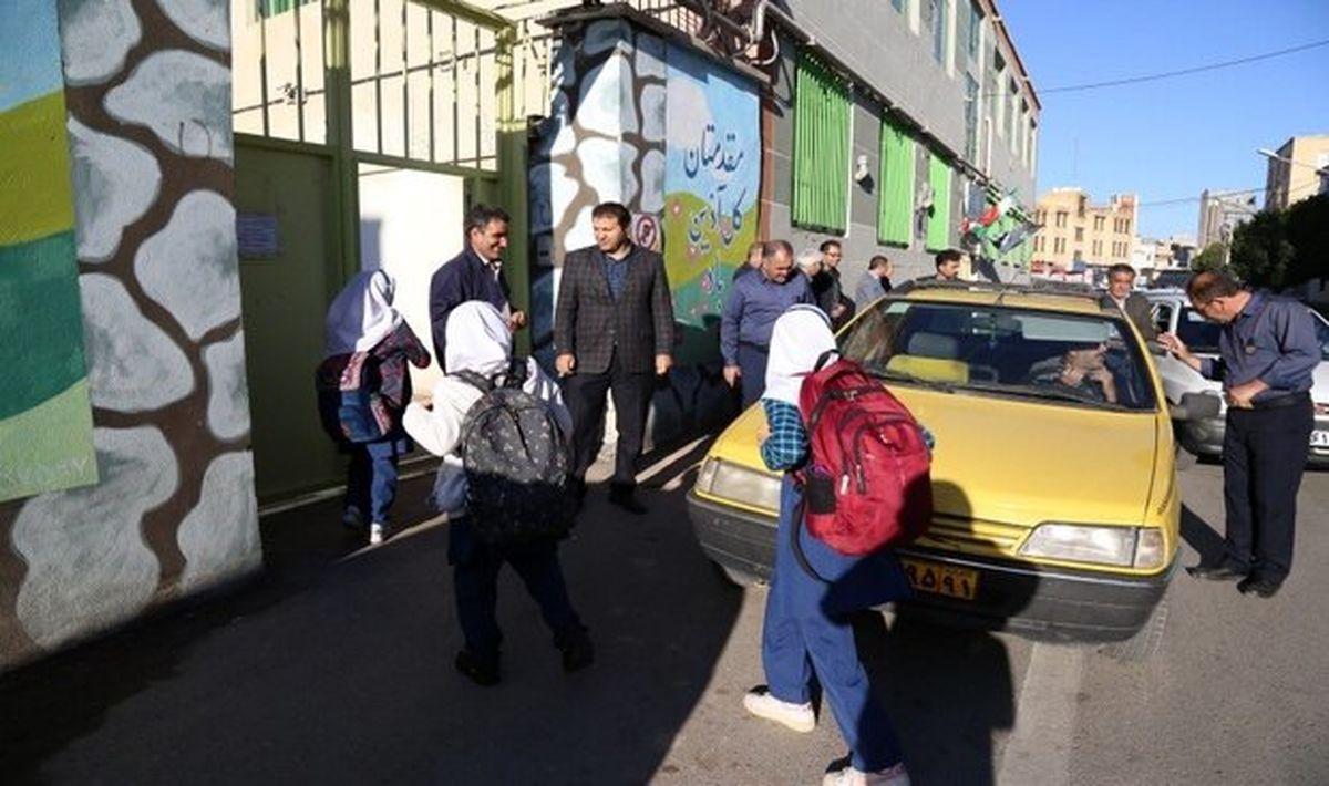 سرویسهای غیر مجاز مدارس بلای جان دانشآموزان