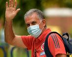خداحافظی کی روش از تیم ملی کلمبیا