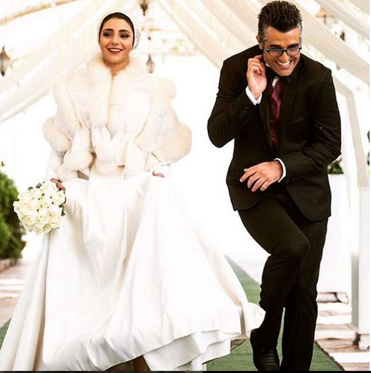 رقصیدن پژمان جمشیدی در عروسی + فیلم