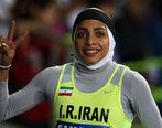 بیوگرافی مریم طوسی ، سریع ترین دونده ایرانی + تصاویر