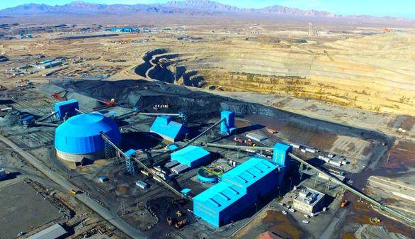 صنایع سنگان به شبکه سراسری گاز متصل شدند