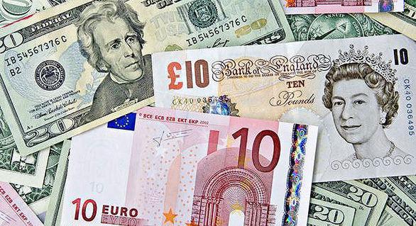 یورو کاهش و پوند افزایش یافت