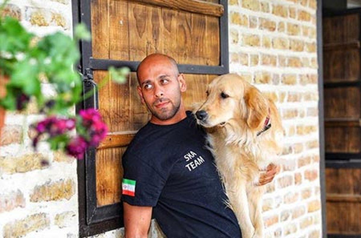 فیلم لورفته از صحنه مرگ ارشا اقدسی در لبنان + فیلم