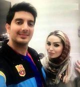 فرزاد فرزین| عکسهای عاشقانه ها و دیده نشده با همسرش + بیوگرافی و تصاویر