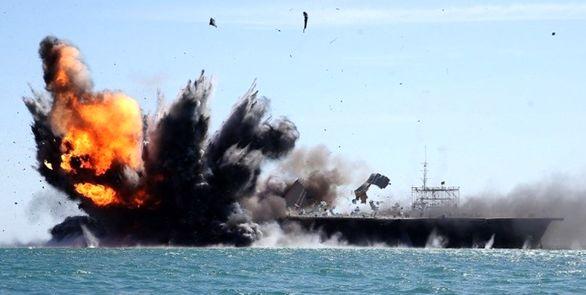 مرگ ۲۰ هزار آمریکایی در مانور جنگ با ایران!+ فیلم