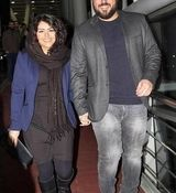 محسن کیایی و همسرش +بیوگرافی و تصاویر جدید