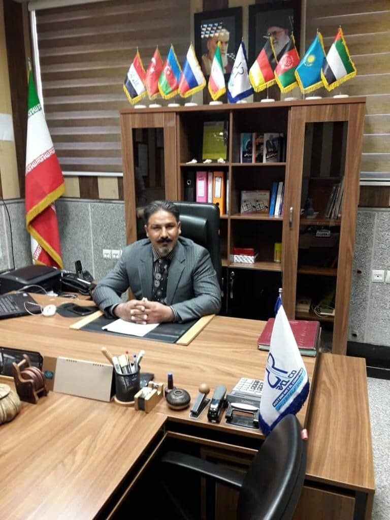 Congratulatory message from the CEO of Rostami Iron and Steel Industries Company on the occasion of the New Year