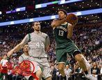 بسکتبال NBA؛ پیروزی کلیولند و اوکلاهماسیتی