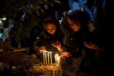 شام غریبان شهید«حاج قاسم سلیمانی» در میدان فلسطین
