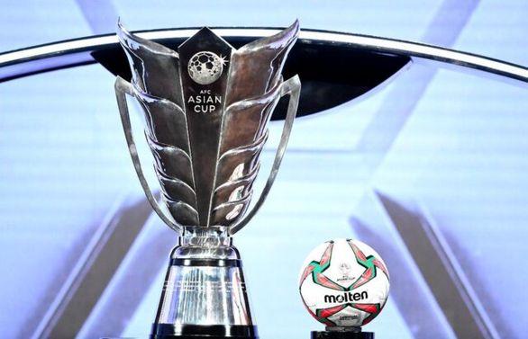 برنامه کامل جام ملت های آسیا به وقت ایران