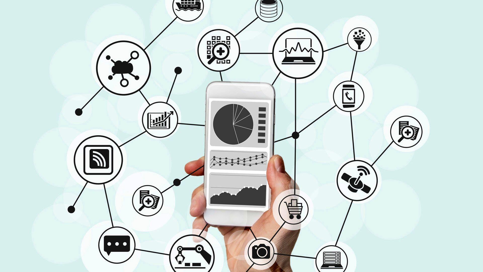 نحوه کنترل و کاهش میزان استفاده از اینترنت همراه/// گزارش