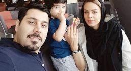 عکس لورفته و جنجالی از احسان خواجه امیری  و همسرش در خارج + عکس و بیوگرافی