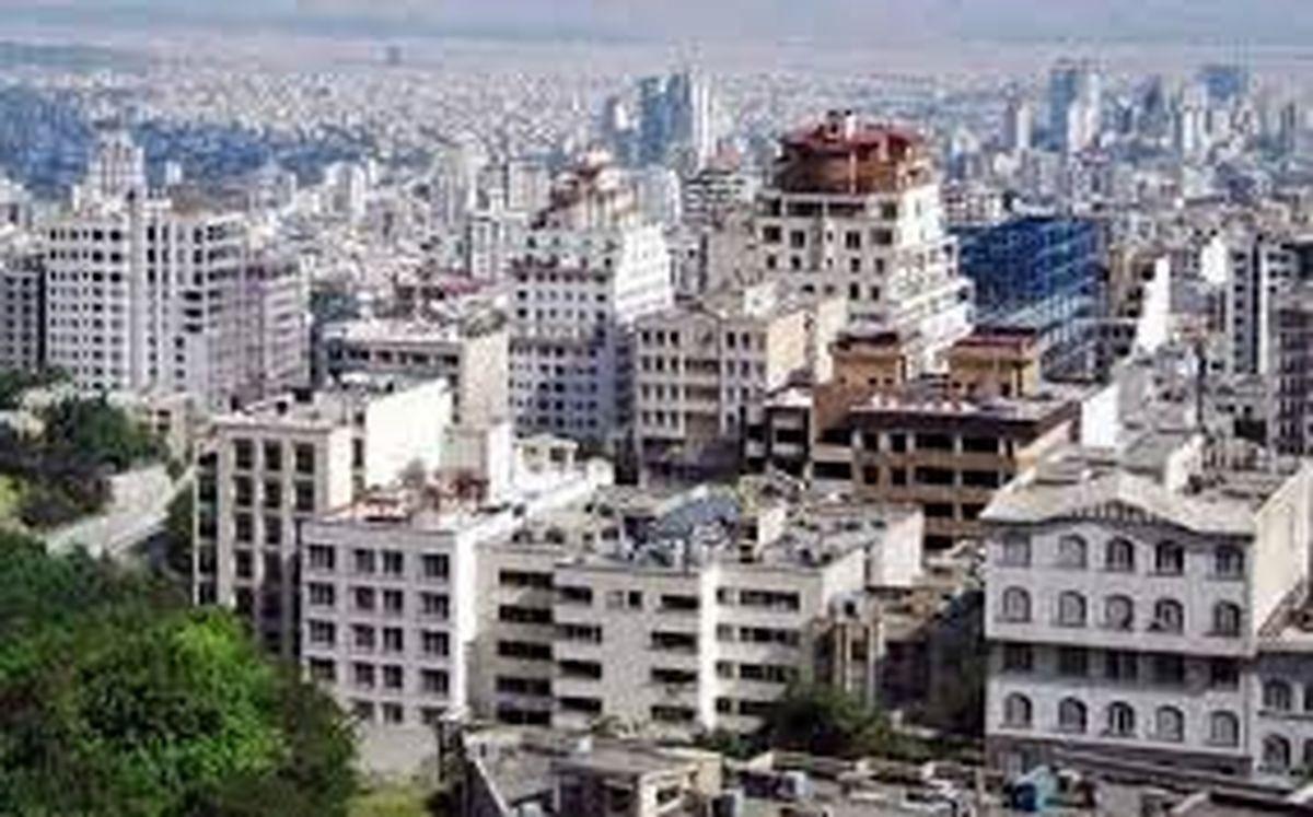 قیمت آپارتمان های تهران در سال 99 + جدول