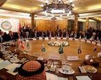 بیانیه اتحادیه عرب علیه ایران
