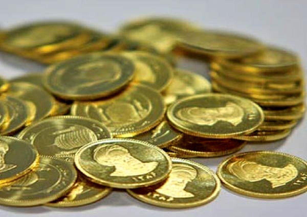 قیمت سکه ۲۲ اسفندماه