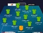 ستاره پرسپولیس در بازی عراق و کامبوج به میدان می رود