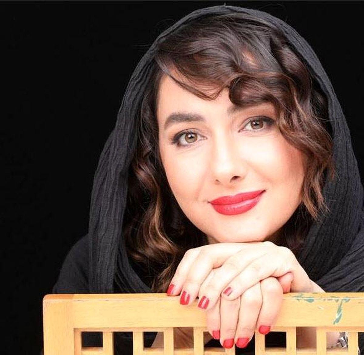 هانیه توسلی از بی خواستگاریش نالید + فیلم