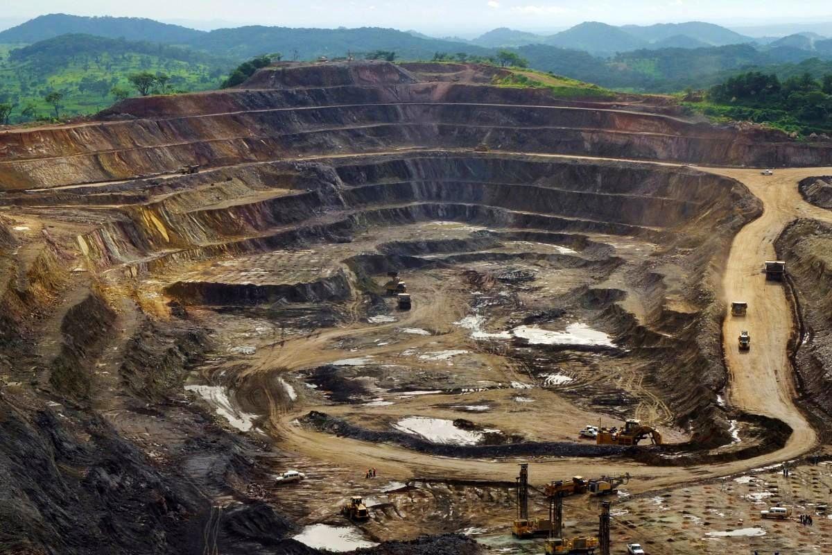 توقف ایجاد زمینه برای استخراج سنگهای سولفیدی به جای سنگهای اکسیدی