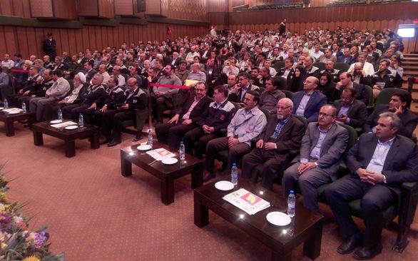 همایش تجلیل از شرکای تجاری ذوب آهن اصفهان برگزار شد