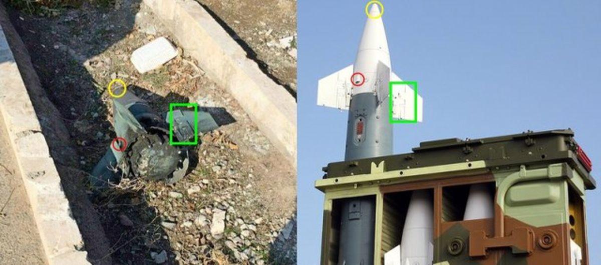 آیا با موشک هواپیما اکراینی را زده اند؟
