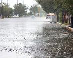 هشدار هواشناسی نسبت به وقوع رگبار باران در ۱۲ استان
