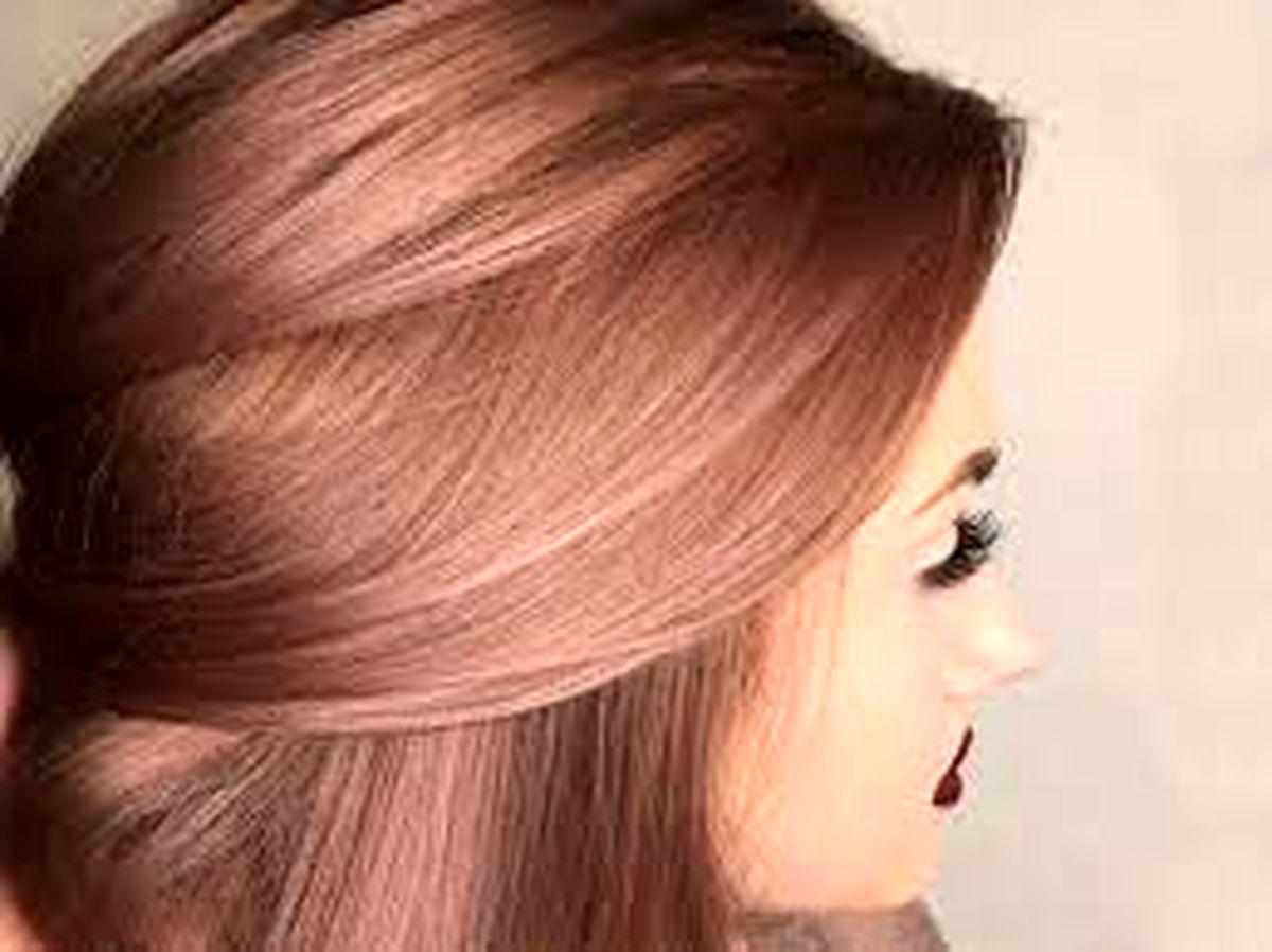 این رنگ مو بعد از  هر شستشو خوش رنگ تر می شود