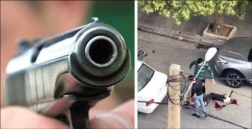 Armed conflict on Nabrad Street in Tehran + details