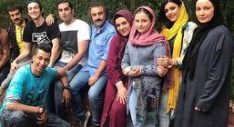 آغاز فیلمبرداری پایتخت6/تصاویر جدید بازیگران