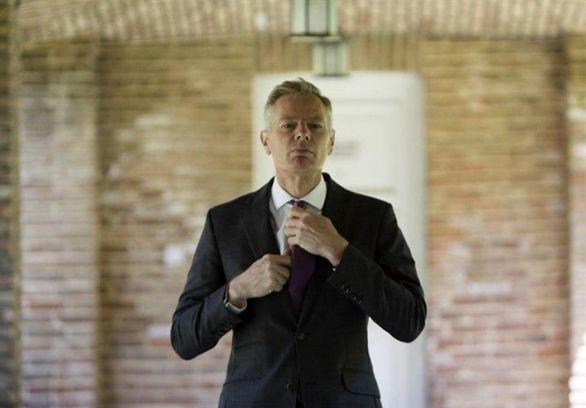 اولین فیلم حضور سفیر انگلیس در تجمع غیرقانونی 22 دی