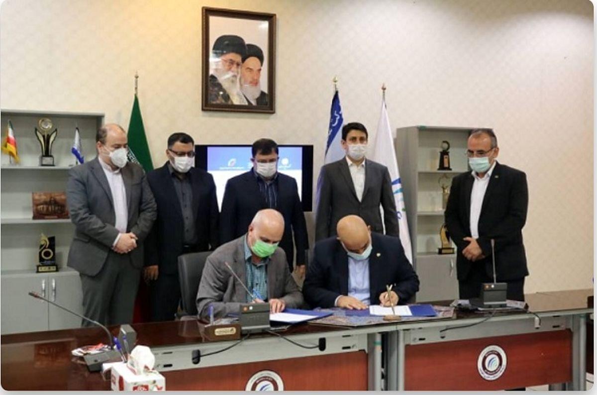 تفاهم نامه همکاری شرکت مخابرات ایران و سندیکای مخابرات به امضاء رسید
