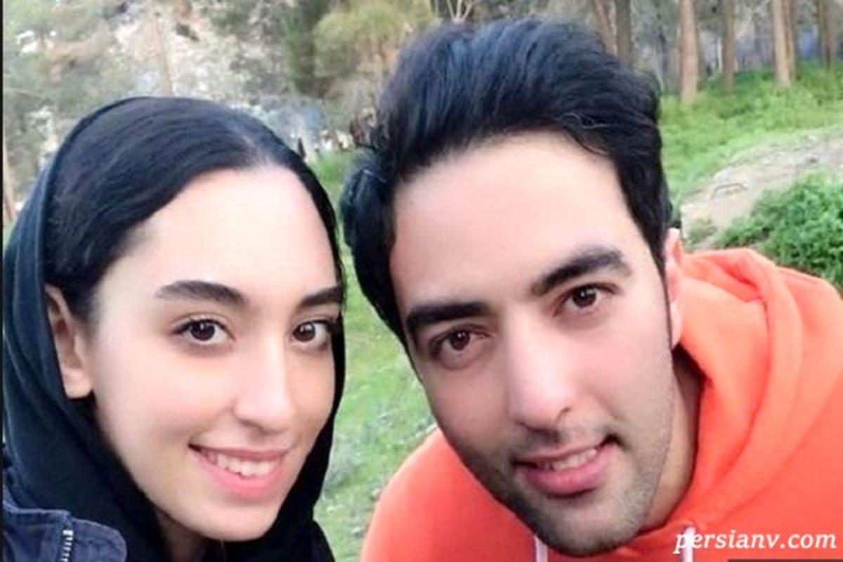 ماجرای ازدواج کیمیا علیزاده و همسرش + تصاویر